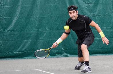 tennis court rentals