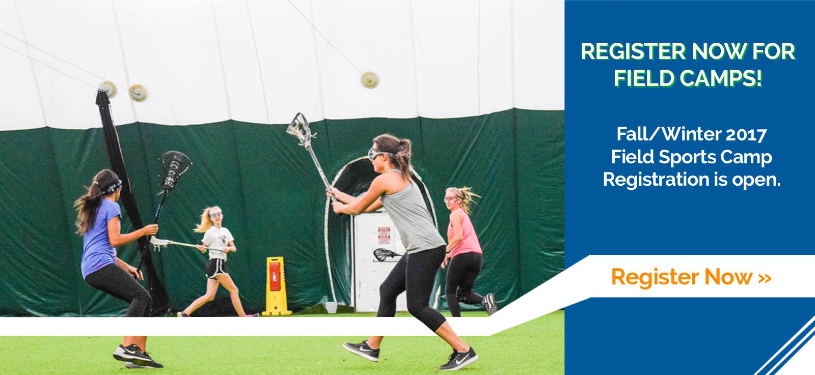 register for field sports